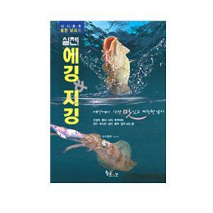 다락원 - 실전! 에깅 & 지깅 (도서)
