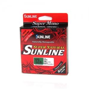 [세일50%] 선라인(Sun Line) 슈퍼모노 네추럴 라인 330yds (그린) -8lb한정