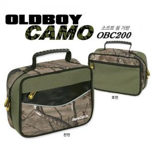 [세일30%] 슈어캐치 CAMO OBC200 소프트 웜백