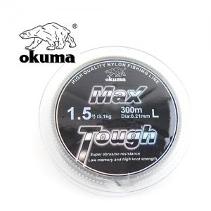 [세일50%] 오쿠마(Okuma) 맥스터프 라인(300m)