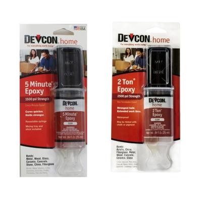 데브콘 에폭시 주사기형 에폭시 접착제 (5분용/30분용 선택) -용량 24ml