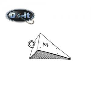 두잇몰드 피라미드 싱커 몰드(3165,PM-5-AB)