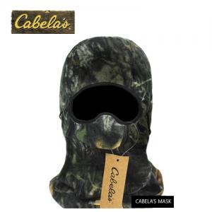 [세일] 카벨라스(Cabelas) 카모 방한 헤드마스크
