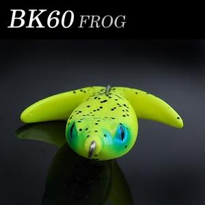 카토 [KATO] 가물치 배스용 BK60 프로그 - 완전튜닝 개구리