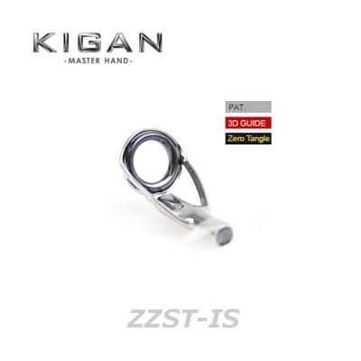 기간 Zirconia 3D 탑가이드 (ZZST, 크롬)- Tangle Free