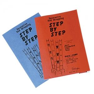 플렉스코트 스텝바이스텝 로드랩핑 도안 (2종선택)