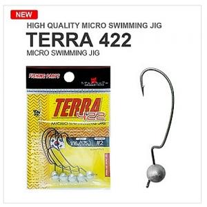 캣츠크로 테라 422 마이크로 스위밍 지그 (1팩5개)