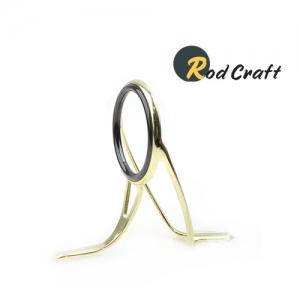 로드크래프트 SIC 양발 베이트 가이드 (GRBSG, 골드)- 최대 40mm