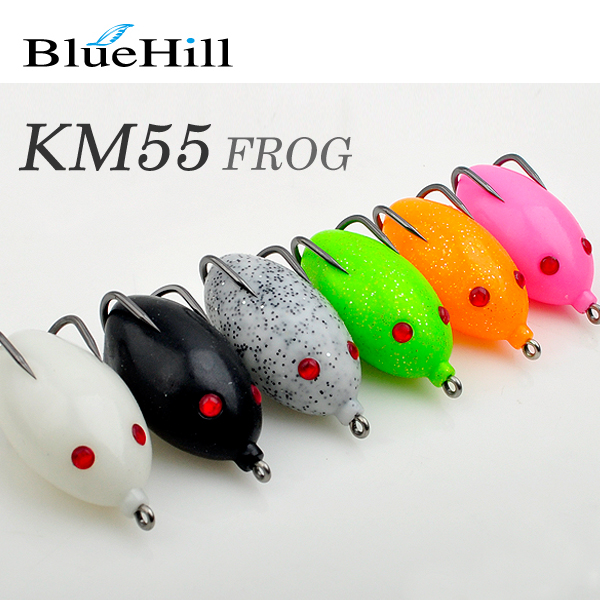 블루힐 캔무(KENMU) 가물치 배스용 프로그(KM55)