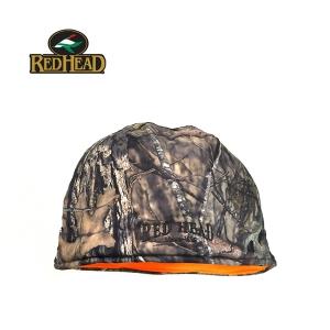 [세일] 레드헤드(RedHead) 방한용 양면 스컬 모자