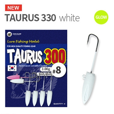 캣츠크로 토러스 330 지그헤드 (화이트) -TAURUS