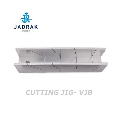자드락 28mm 전용 각도 커팅 지그 (VJB)