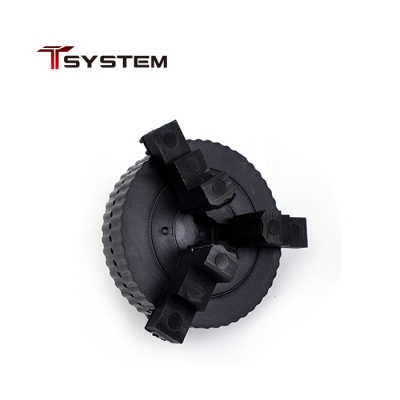 자드락 T-SYSTEM 부품 - 3축 연동 자동센터링 척 (TCK-B)