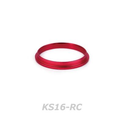 후지 KSKSS16 포그립 및 카본파이프 연결 메탈파트 (KS16-RC)