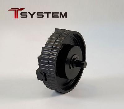 자드락 T-SYSTEM 부품 - 3축 연동 자동센터링 척 (TCK-C)