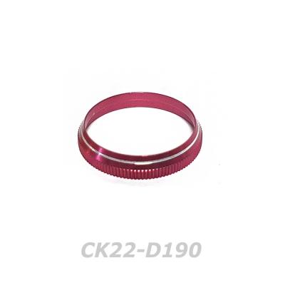후지 KDPS16 너트 장착 카본파이프 CK22 전용 와인딩체크 (CK22-D190)