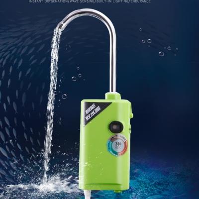 다기능 자동 멀티 취수기-기포기,USB충전식,LED라이트기능, 산소공급기 물펌프