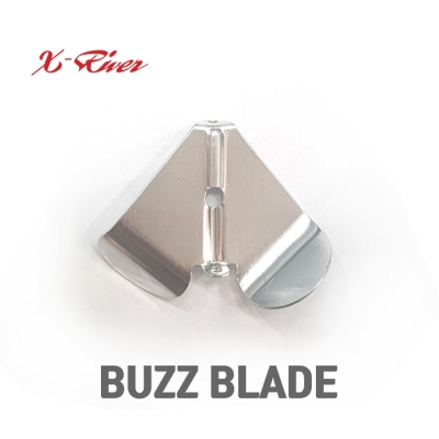 엑스리버 시계방향/반시계방향 알루미늄 버즈 블레이드 - 1팩10개