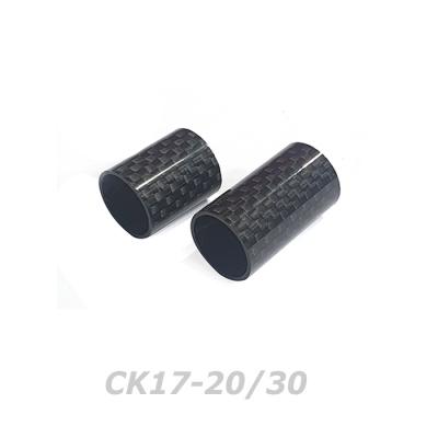 후지 16사이즈 릴시트 스크류 연장 카본파이프(CK17-20/30)