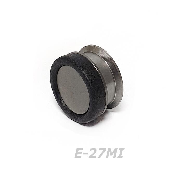 일반 PVC 하마개 (E-27MI) - OD 27mm