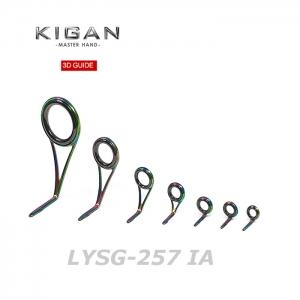 기간 3D SIC 스피닝가이드세트(LYSG-257, 오로라)