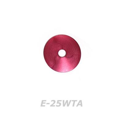 알루미늄 밸런스 무게조절 웨이트 (E-25WTA) - OD 25mm