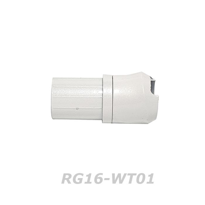 RG16 이동식 너트 - RG16-WT01,화이트 코팅,후지호환