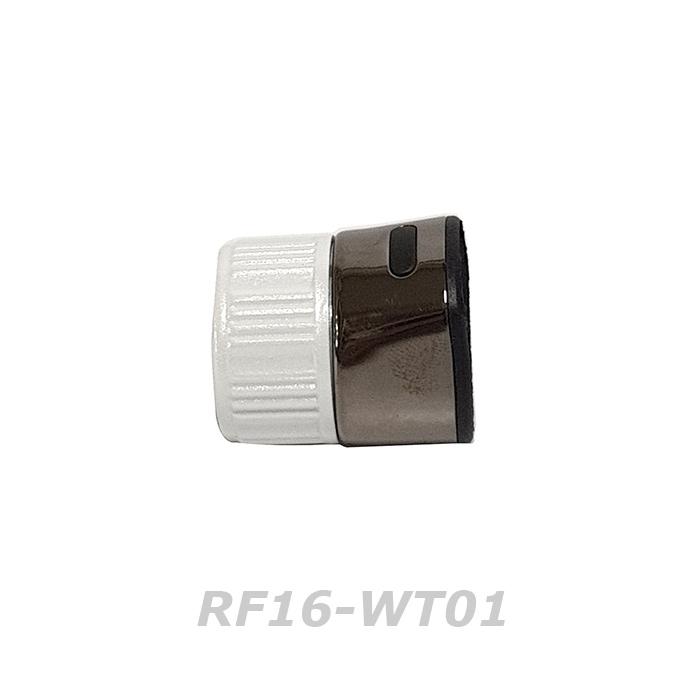 RF16 고정식너트 - RF16-WT01,후지 호환용(스노우화이트펄)